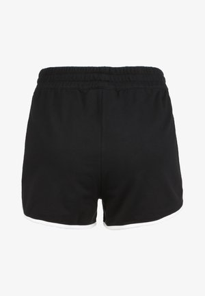 ESSENTIALS ICON SHORT DAMEN - kurze Sporthose - black