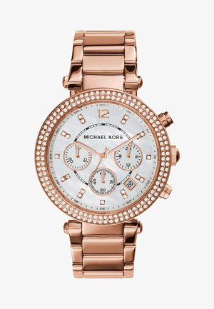 PARKER - Montre - rosegold-coloured