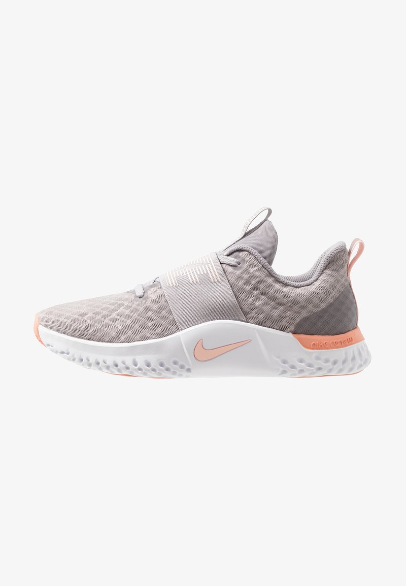 Nike Performance - RENEW IN-SEASON TR 9 - Sports shoes - atmosphere grey/echo pink/pink quartz/white