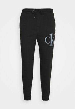 ONE RAW JOGGER - Pyjama bottoms - black