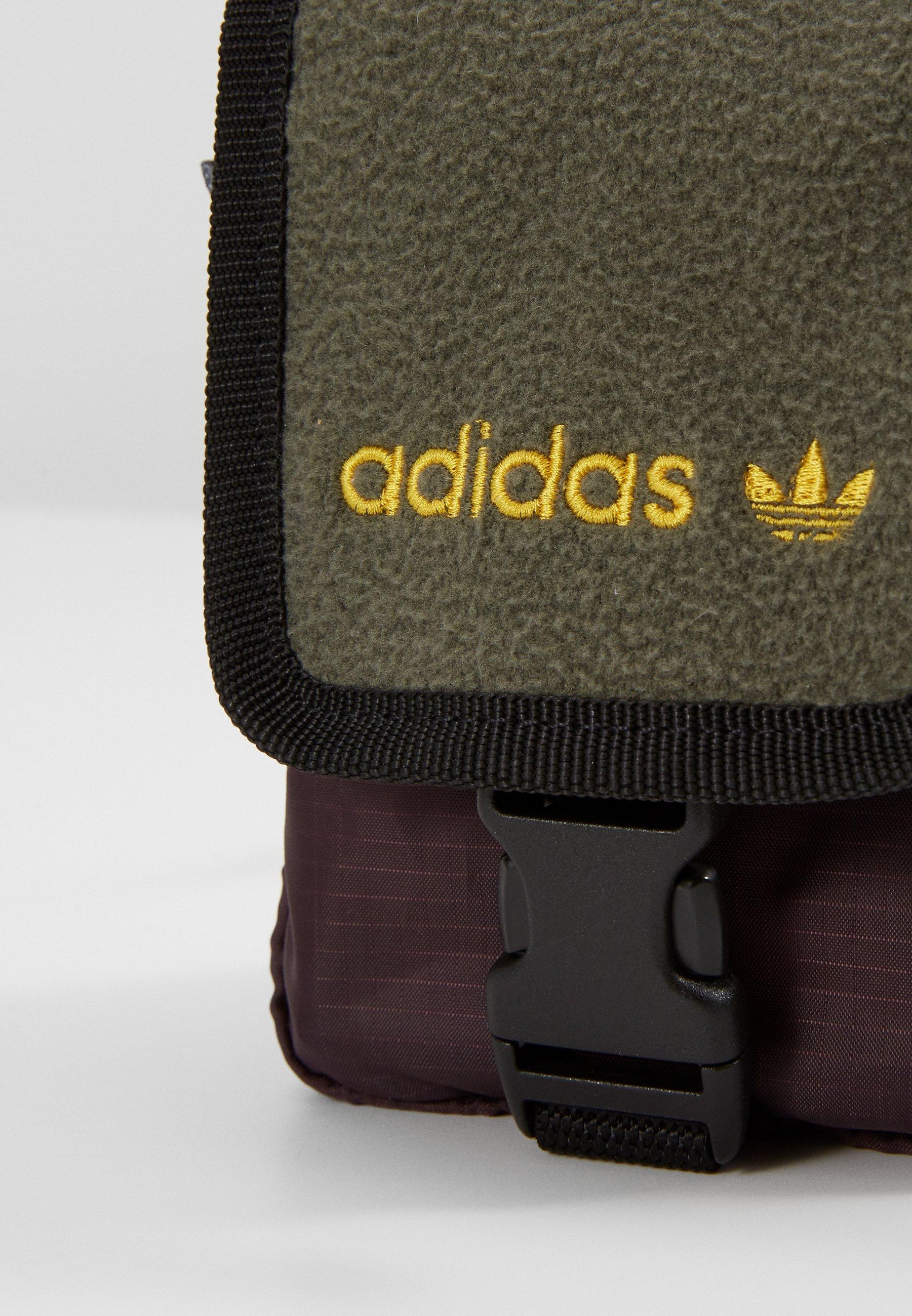 adidas Originals MAP BAG - Skulderveske - mineral red/rød P4bmvwp7kuJDinf