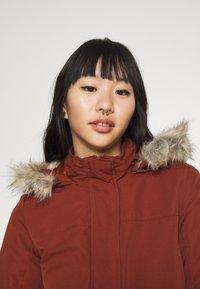 JDY - JDYSTAR WINTER  - Zimní kabát - brown - 5