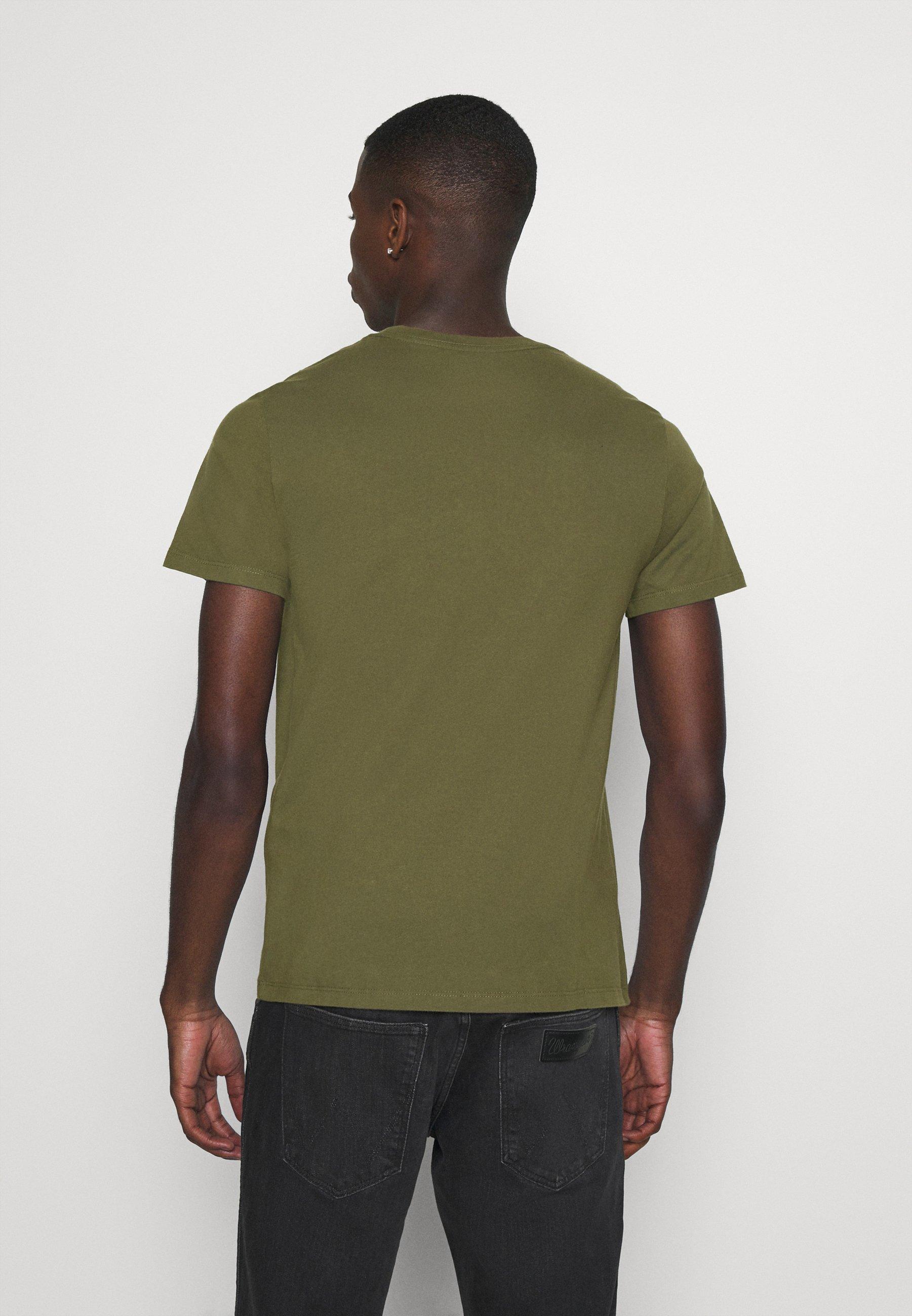 Levi's® Original Tee - T-shirts Olive Night/oliven