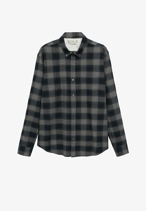 CLAUDE - Shirt - gris anthracite