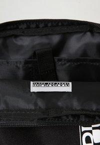 Napapijri - HAPPY CROSS POCKET - Across body bag - black - 5