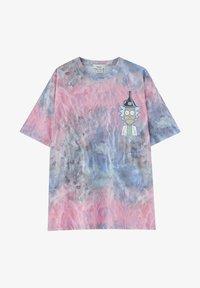 PULL&BEAR - RICK & MORTY - Print T-shirt - rose - 5