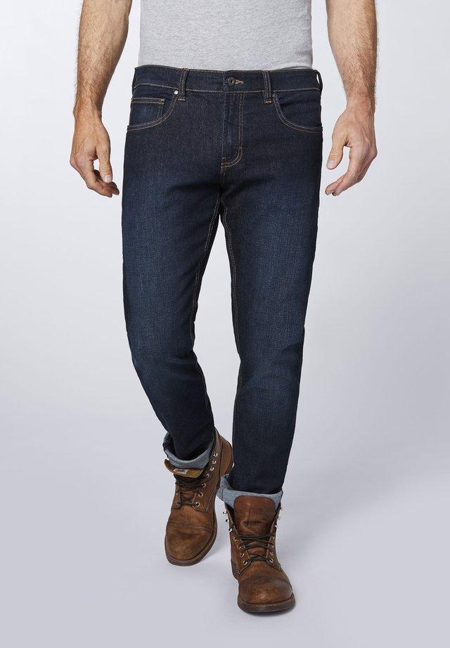 Slim fit jeans - rinsed