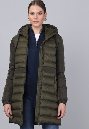 Cappotto invernale - khaki