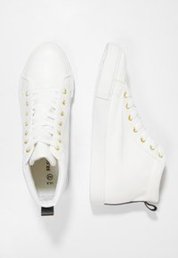 Brave Soul - TRAVIS - High-top trainers - white - 1