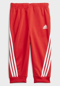 adidas Performance - Tracksuit - red - 2