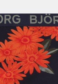 Björn Borg - DIGITAL WOODLAND SAMMY 7 PACK - Pants - mood indigo - 3