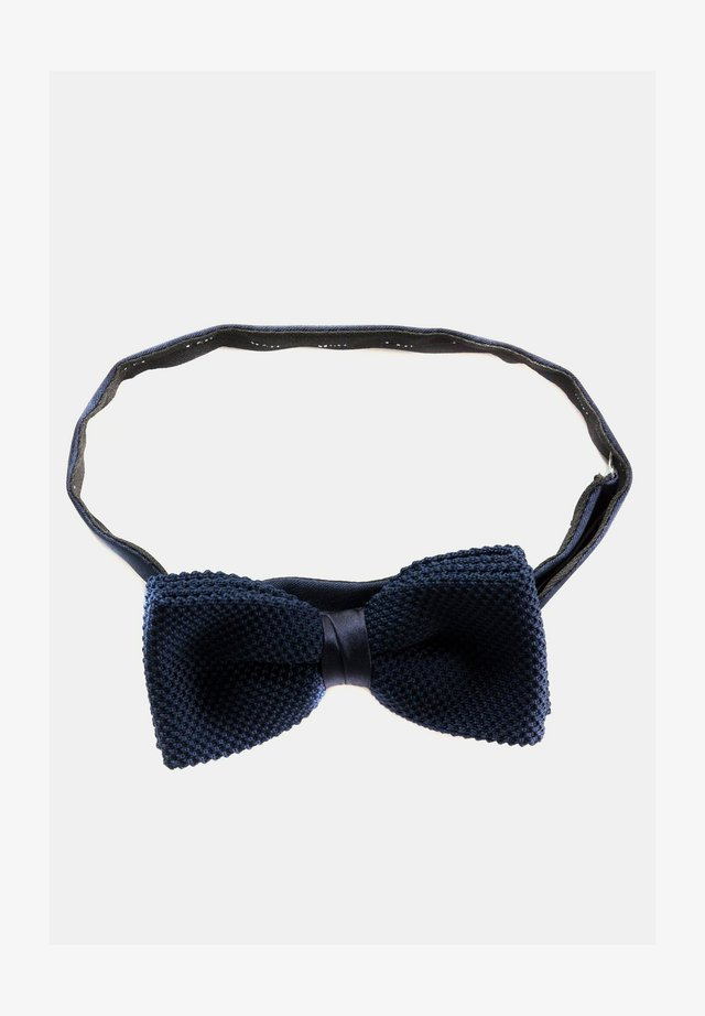 Bow tie - marineblauw