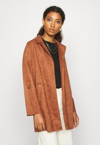 ONLY - Short coat - tortoise shell - 4