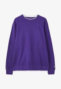 mottled purple