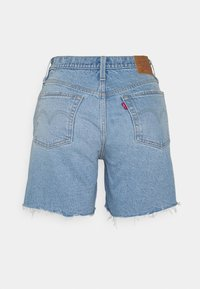 Levi's® - 501® MID THIGH SHORT - Denim shorts - tango crushed short - 1