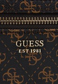 Guess - LEEZA BELT BAG - Bum bag - brown - 6