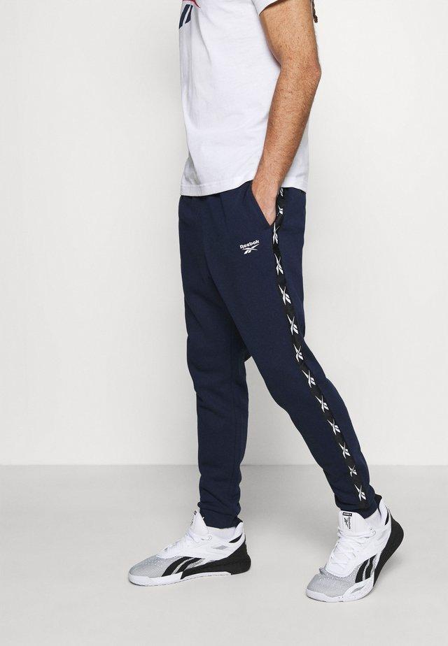 TAPE JOGGER - Spodnie treningowe - vecnav