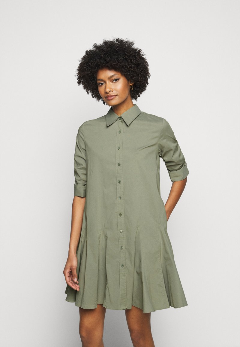 Steffen Schraut - LIZA SUMMER DRESS - Shirt dress - jungle
