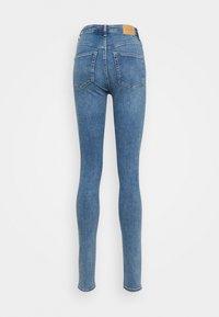 Weekday - BODY HIGH - Jeans Skinny Fit - bleecker blue - 6
