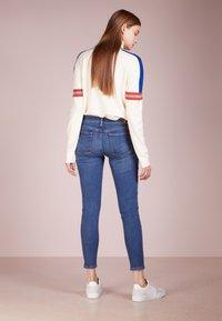 7 for all mankind - CROP - Jeans Skinny Fit - bair vintage dusk - 2