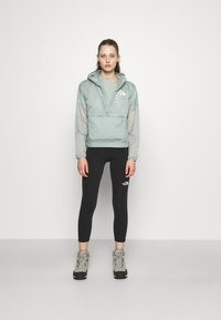 The North Face - WINDY PEAK ANORAK - Outdoor jacket - silver blue - 1
