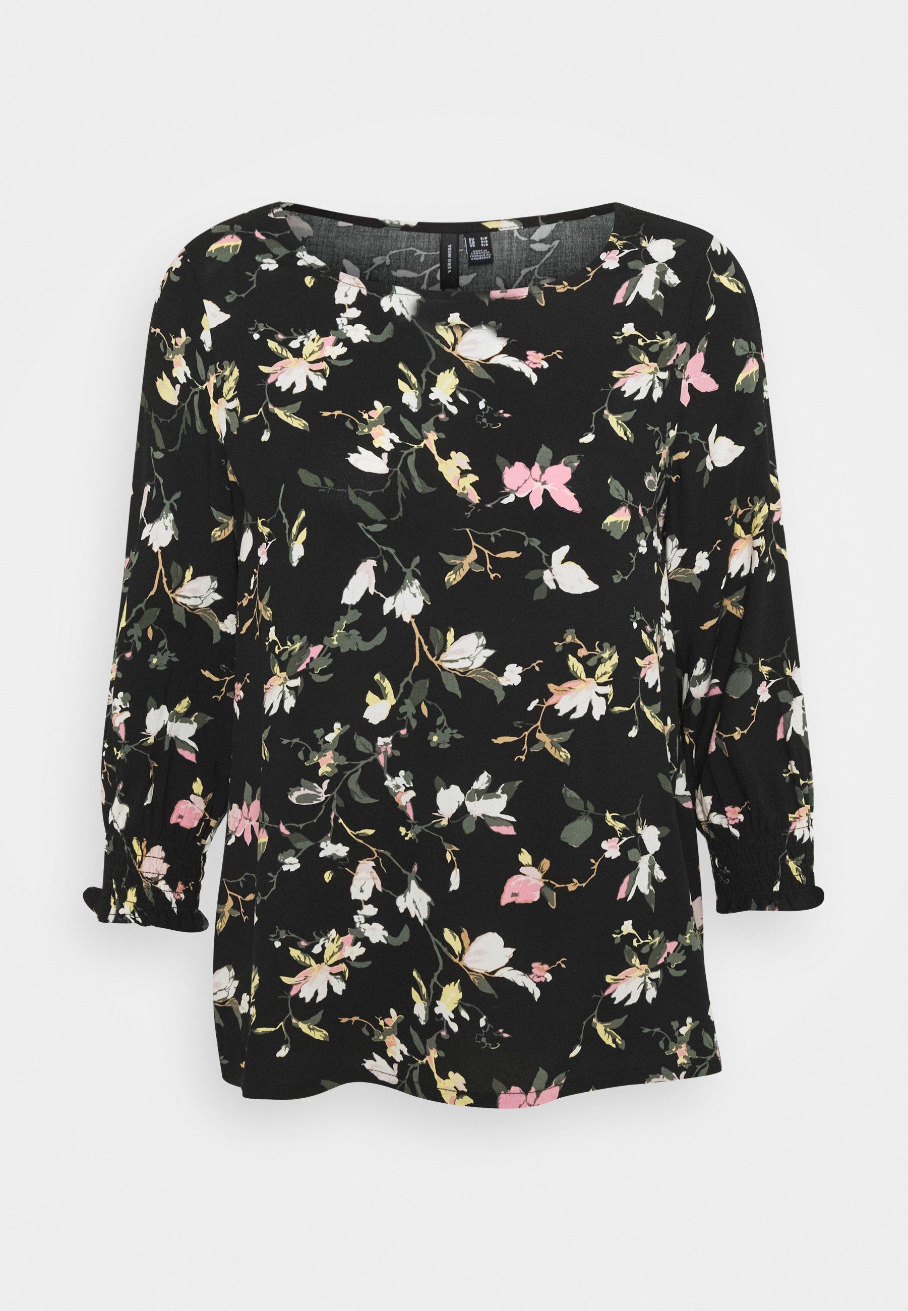 Women VMSIMPLY EASY - Long sleeved top