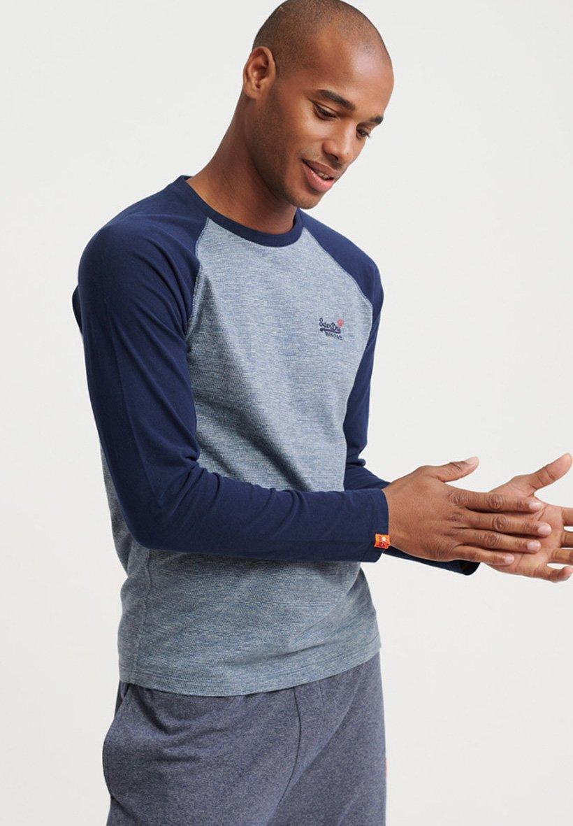 Men ORANGE LABEL - Long sleeved top