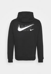 Nike Sportswear - HOODIE AIR  - Jersey con capucha - black/reflective - 6