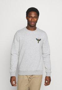 Pier One - Sweatshirt - light grey - 0