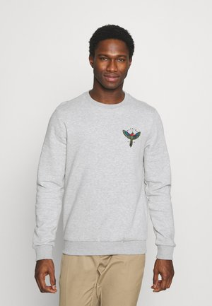EAGLE - Hoodie - light grey