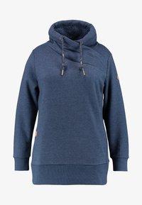 Ragwear Plus - NESKA - Sweatshirt - navy - 3
