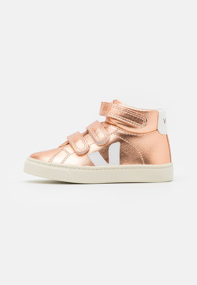 SMALL ESPLAR MID - Sneakers hoog - venus/white