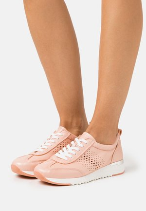 LACE UP - Trainers - apricot