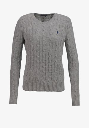JULIANNA  - Jumper - fawn grey heather
