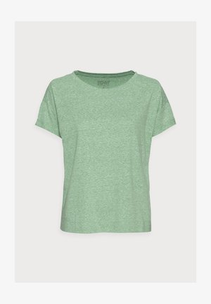 CLOUDY - Basic T-shirt - leaf green