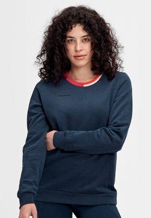 Sweatshirt - peacoat melange
