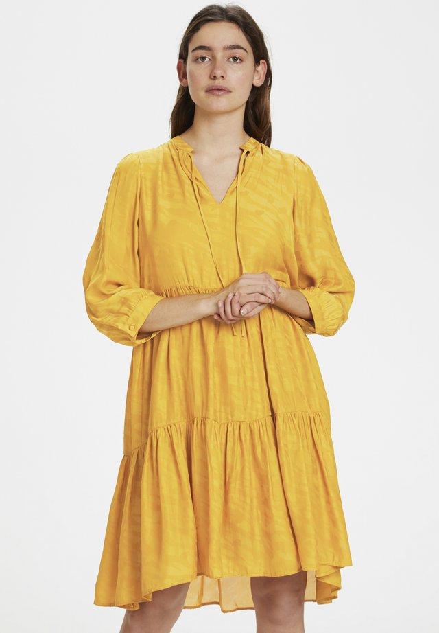 VANAYA - Day dress - golden yellow