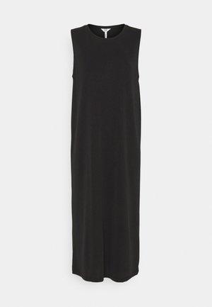 ANNIE - Žerzejové šaty - black