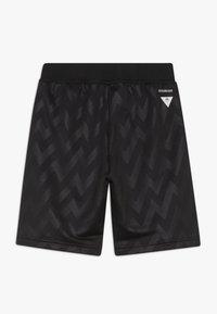 adidas Performance - JB TR XFG SH - Sportovní kraťasy - black/white - 1