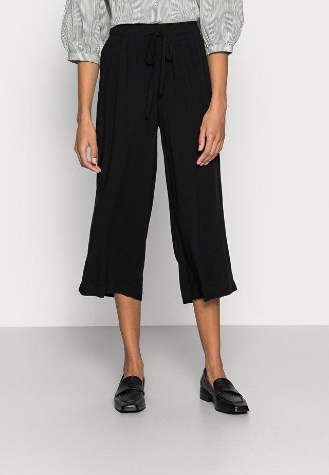RADIA - Pantaloni - black
