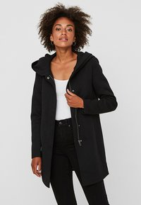 Vero Moda - VMVERODONA - Short coat - black - 0