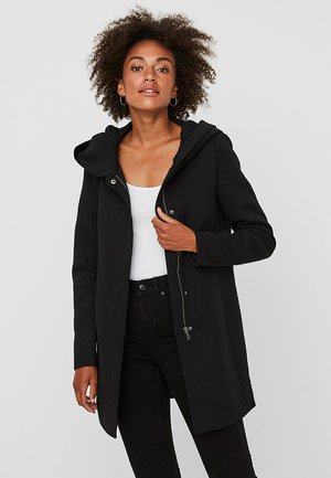 NOOS - Cappotto corto - black