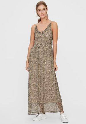VMKAY SINGLET - Maxi dress - beige