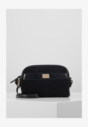 ERNEST LEAD IN CAMER BAG - Borsa a tracolla - black