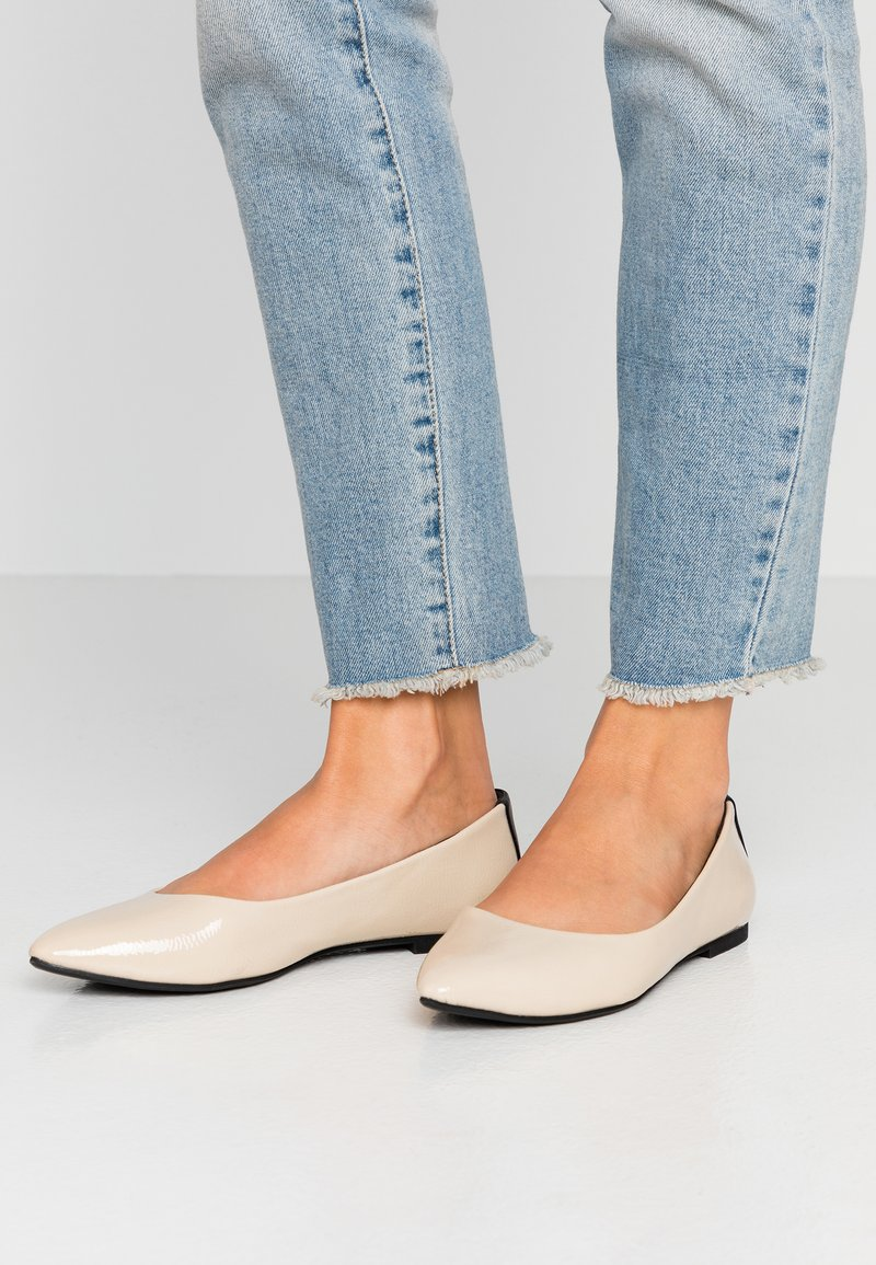 Even&Odd - Ballet pumps - nude