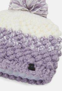 Spyder - BERRY - Beanie - white/purple - 3