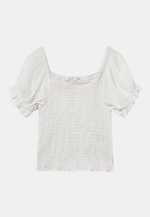HAITY - Bluse - white