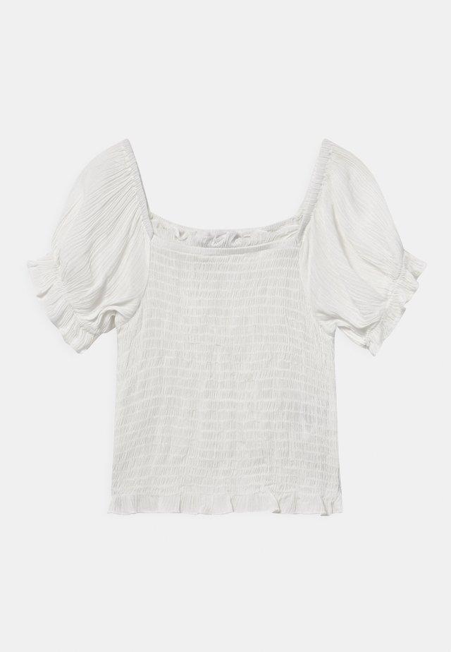 HAITY - Blouse - white