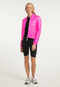 myMo ATHLSR - Winter jacket - neon pink - 1