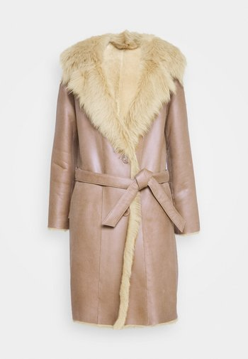 RIKE SHEARLING COAT